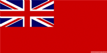 RED ENSIGN - 8 X 5 FLAG